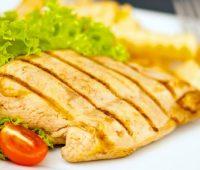 ¿Quieres adelgazar?.Receta de pollo a la plancha para nuestras dietas