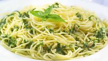 Pasta al pesto recetas de pasta italiana