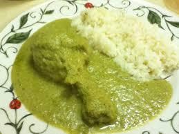Mole verde con pepita