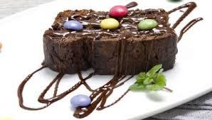Receta de brownie. Delicioso