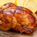 Receta de Pollo al Horno