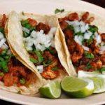 100 recetas distintas de Tacos. Tacos al Pastor