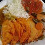 Receta de Tacos al vapor de chicharrón