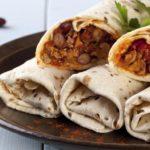 Recetas Tradicionales Mexicanas. Burritos de Carne. Carne de Cerdo.